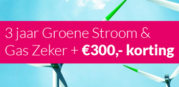 Vergelijk Energie met Essent en ontvang € 300.- cadeau